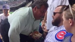 Chris Christie Has Another Bad Day At The Ballpark After Yelling At Cubs