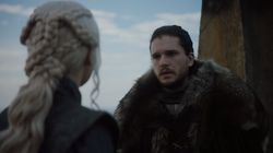 Fans Freaked Out When Jon Snow Met Daenerys On 'Game Of