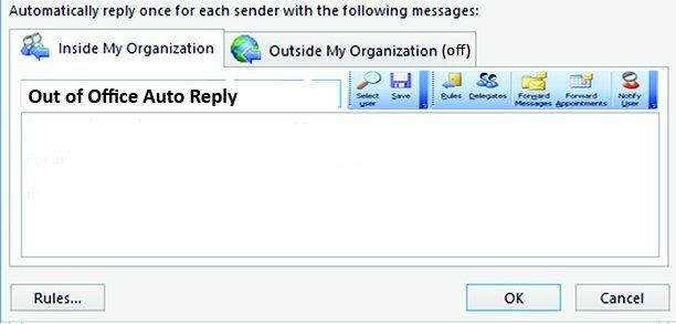 What Your Out Of Office Reply Says About