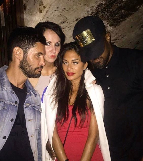 Nicole Scherzinger's Feud With Cheryl Takes Unexpected Turn As She Parties With Jean-Bernard Fernandez