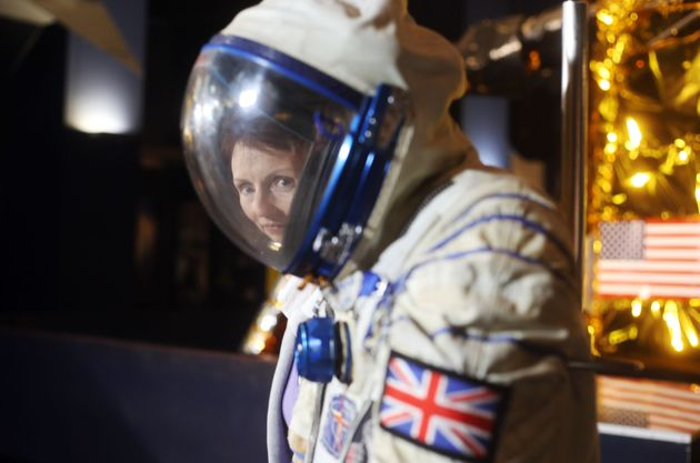Astronaut Helen