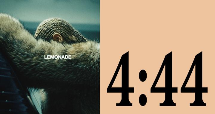 Lemonade/4:44