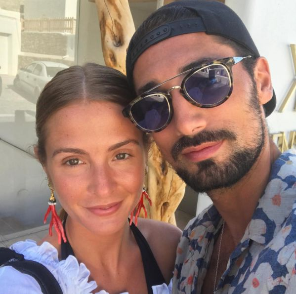 Millie Mackintosh Shows Off Giant Dreamy Ring As She Confirms Her Engagement To Hugo