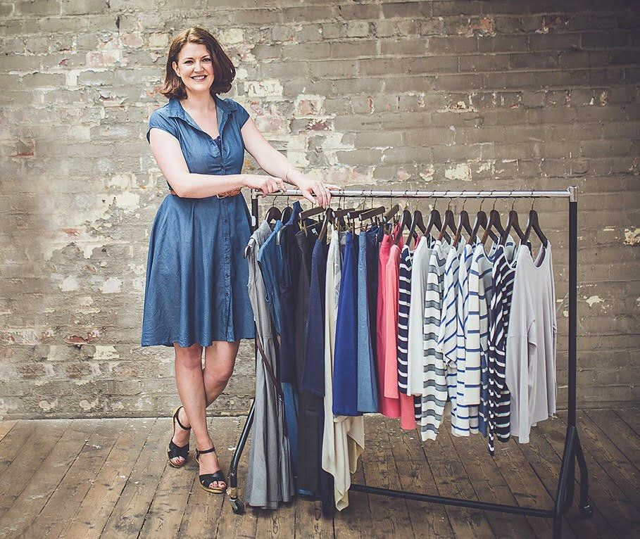 Image result for This New Brand Is Creating Affordable Fashion For Women In Their Thirties, While Giving Back To Charity