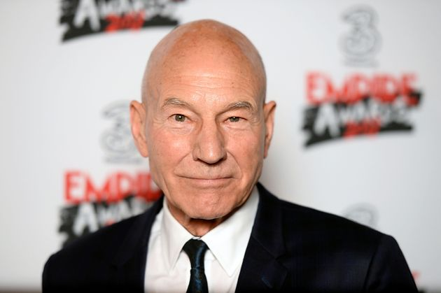 Actor Sir Patrick