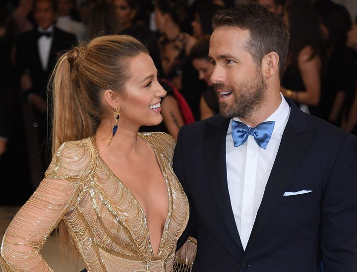 Blake Lively got candid with Glamour about how she and her husband, actor Ryan Reynolds, are raising empowered girls.