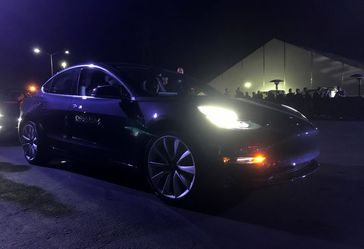 Tesla's Model 3 And The Transition To Sustainability | HuffPost
