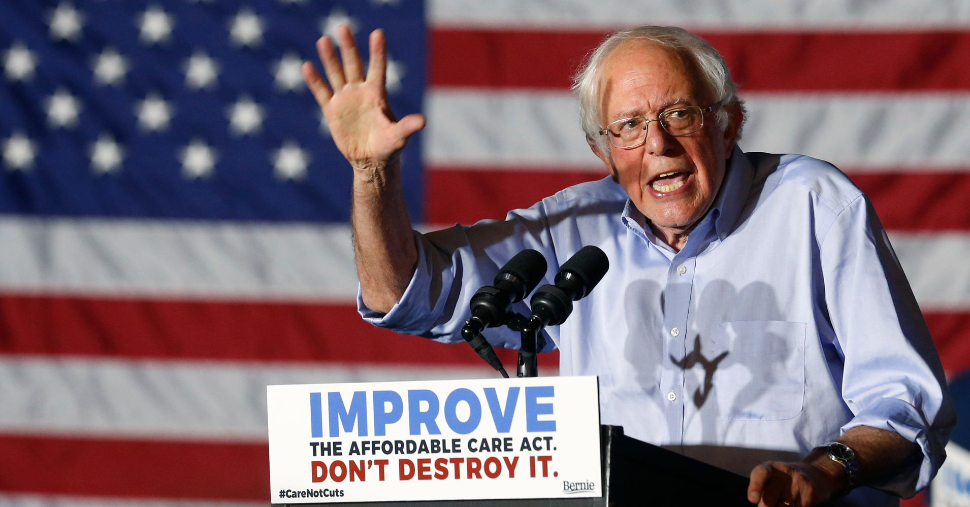 Bernie Sanders To Propose New Rule Requiring Fair Prices For Taxpayer-Funded Drugs