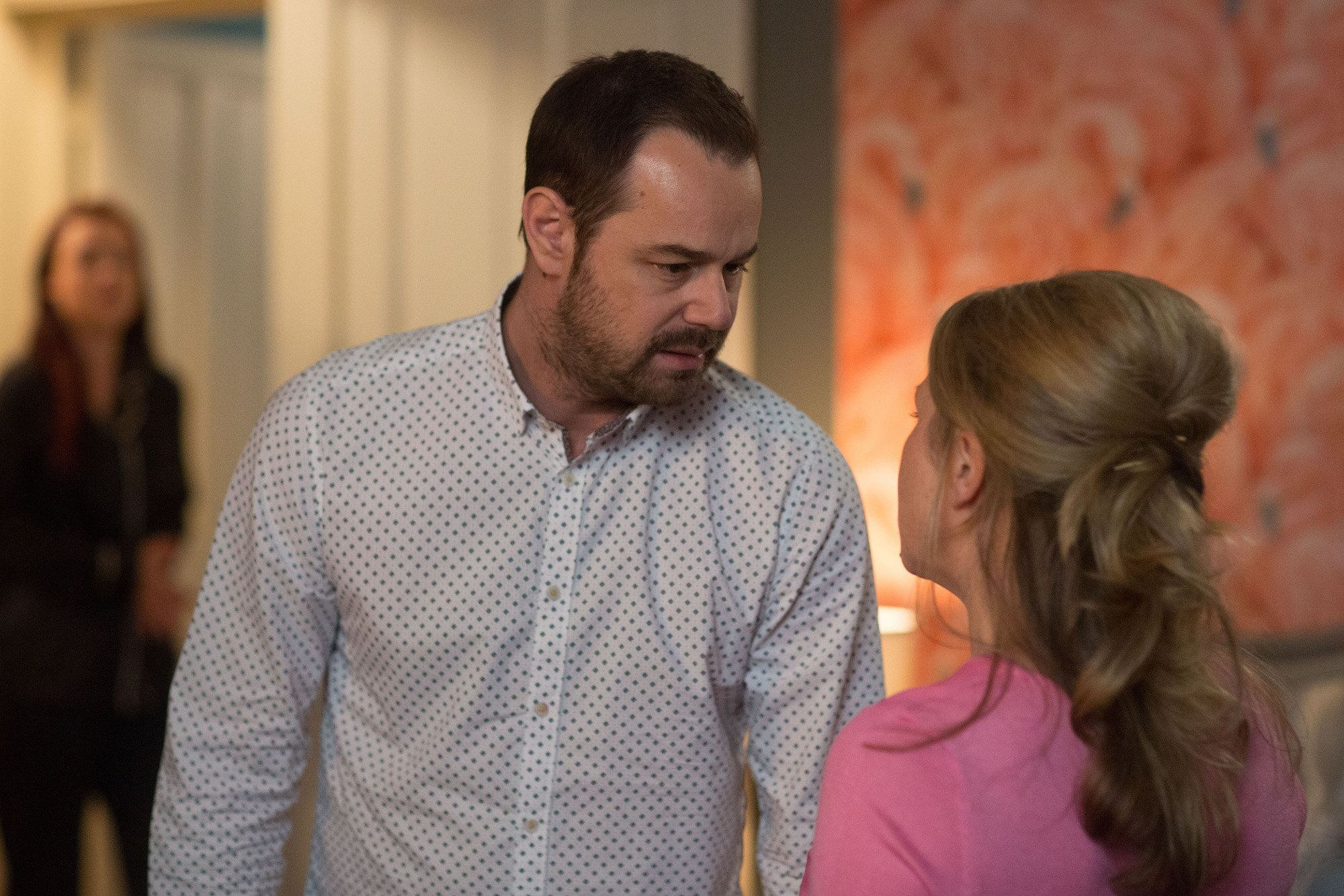 'EastEnders' Reveal First Look Photos From Whitney, Mick And Linda Carter Three-Hander