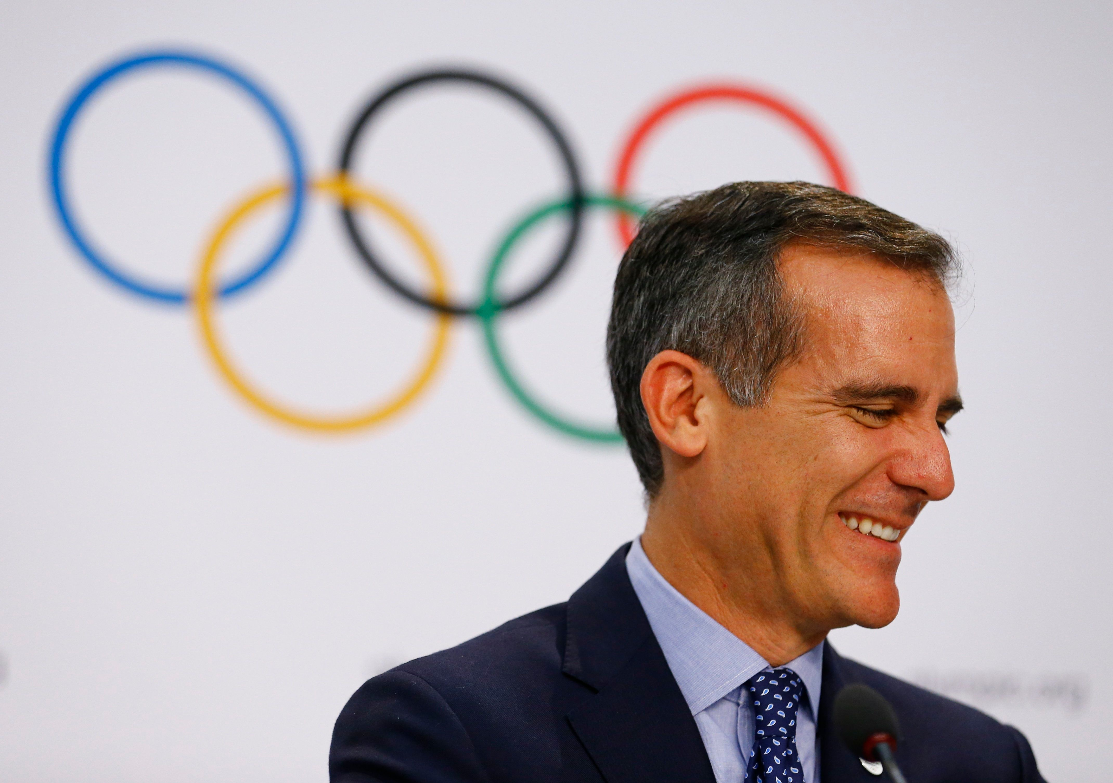 Summer Olympics Headed To Paris In 2024, Los Angeles In