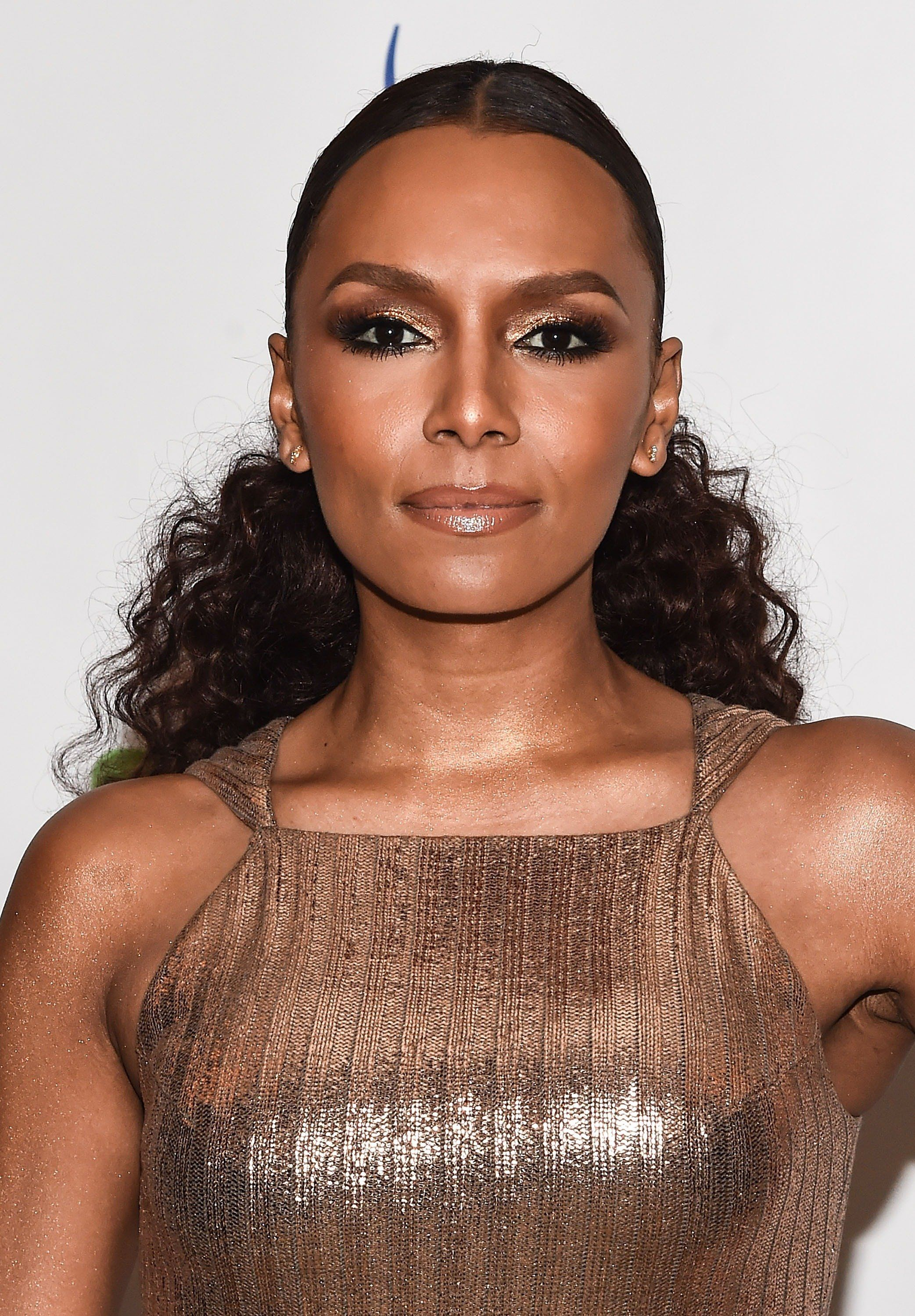 NEW YORK, NY - JUNE 15:  Janet Mock attends the 15th Annual Benefit Gala, 'An Evening Unmasking Eating Disorders' hosted by The National Eating Disorder Association at The Pierre Hotel on June 15, 2017 in New York City.  (Photo by Daniel Zuchnik/WireImage)
