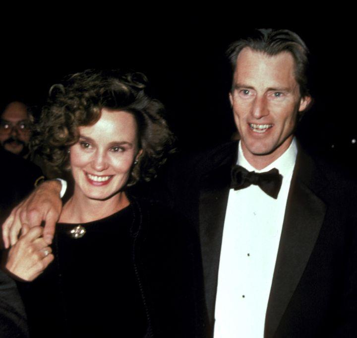 Sam Shepards Longtime Love Jessica Lange Spoke About Him Right