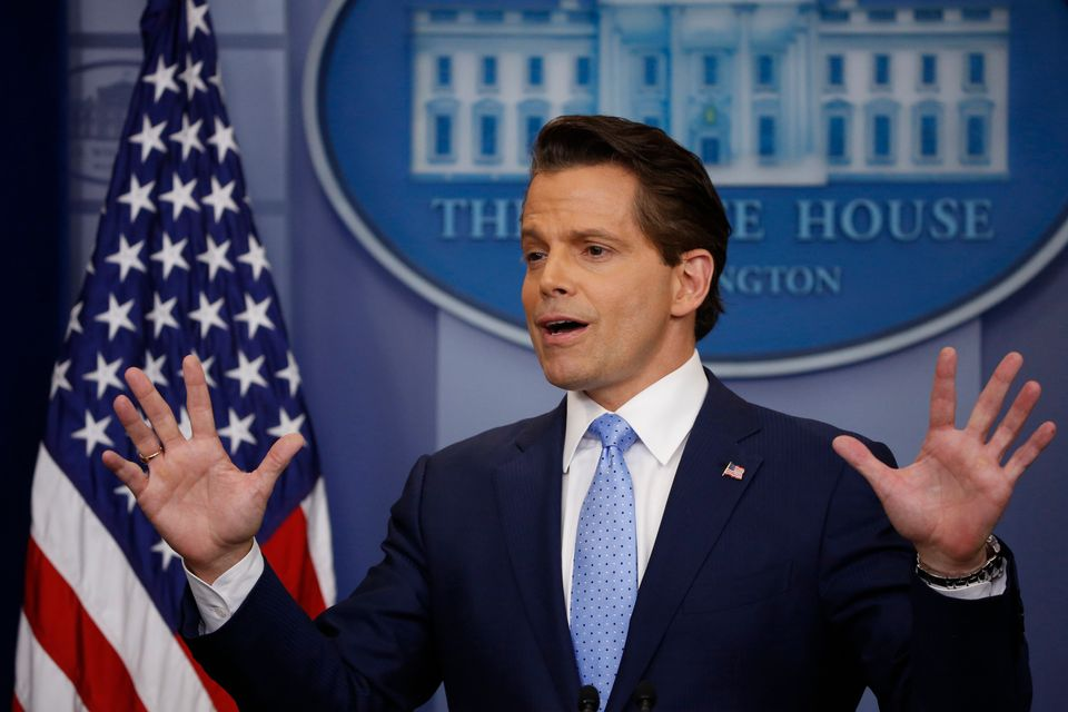 Anthony Scaramucci, We Hardly Knew