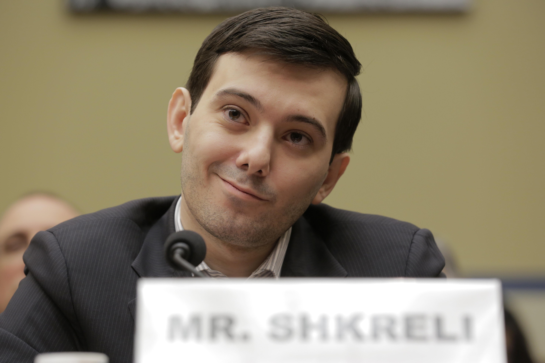 'Pharma Bro' Martin Shkreli Found Guilty On Several Counts Of