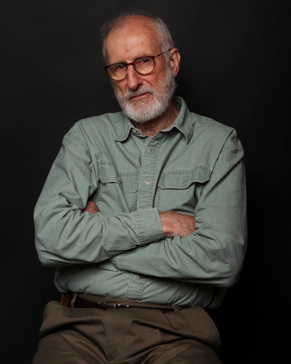 Actor James Cromwell poses for a portrait on July 31.