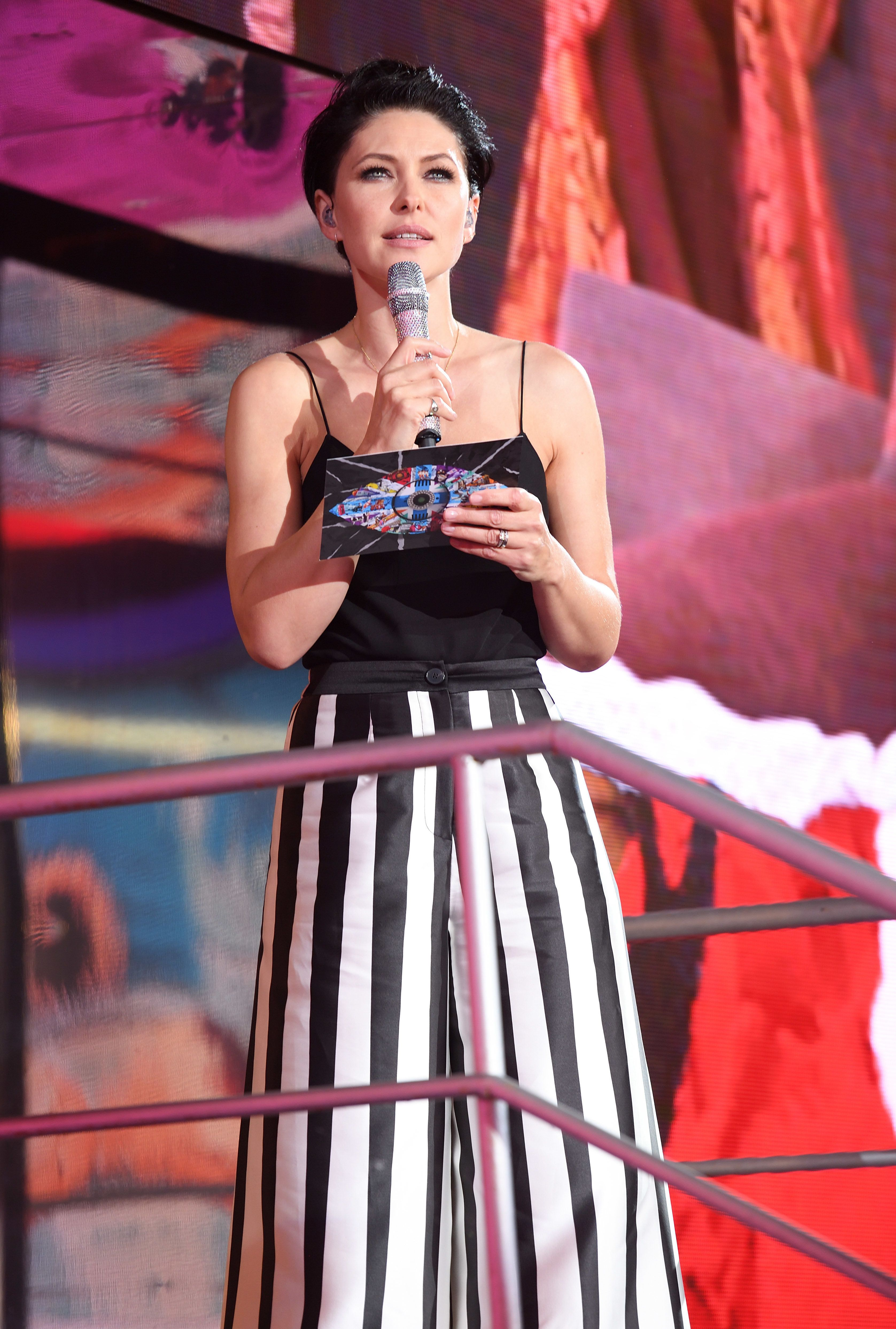 'Big Brother' Host Emma Willis Plays Down 'Love Island' Rivalry, After Getting Hammered In The
