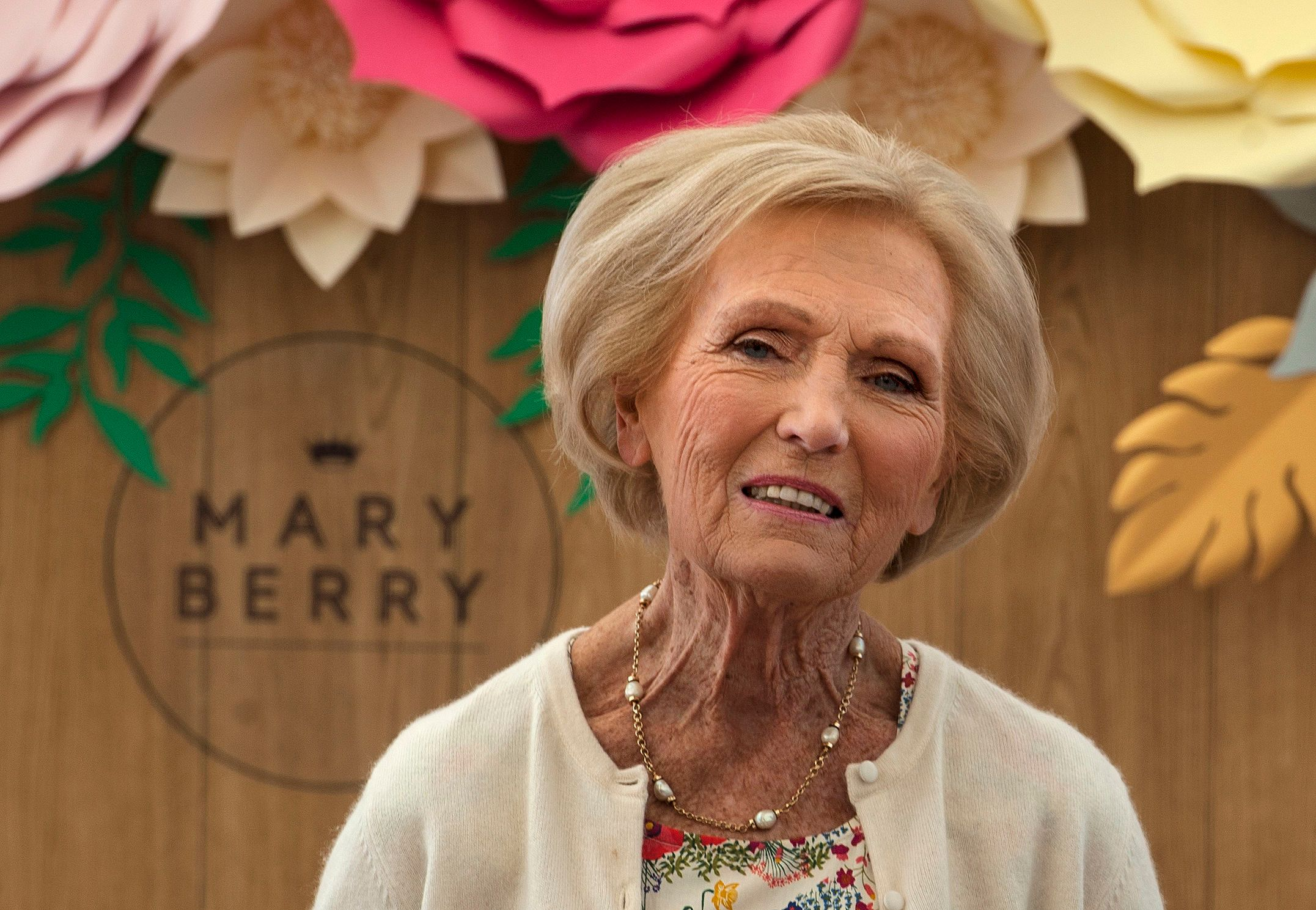 Mary Berry Lands An All-New BBC Judging Role