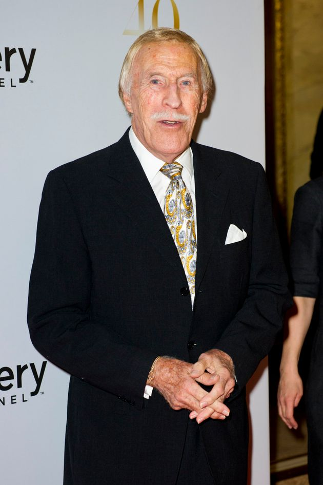 Sir Bruce Forsyth has bee recovering from an operation since