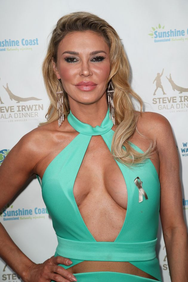 Who Is Brandi Glanville? 'Celebrity Big Brother' Contestant And 'Real Housewives' Star's 9 Facts In 90