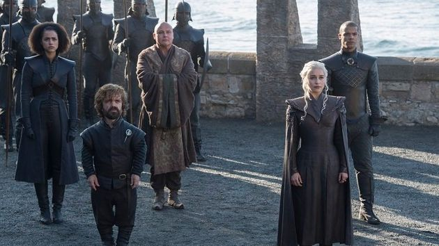 A 'Game Of Thrones' Script Has Reportedly Been Stolen By