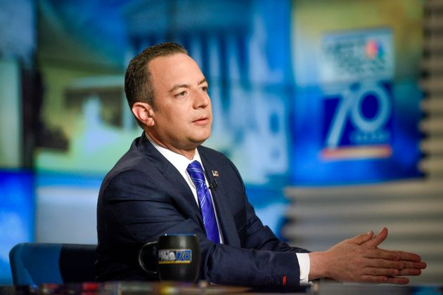 The Email Prankster pretended to be former chief of staff Reince