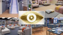Take A Tour Of The Brand New 'Celebrity Big Brother'