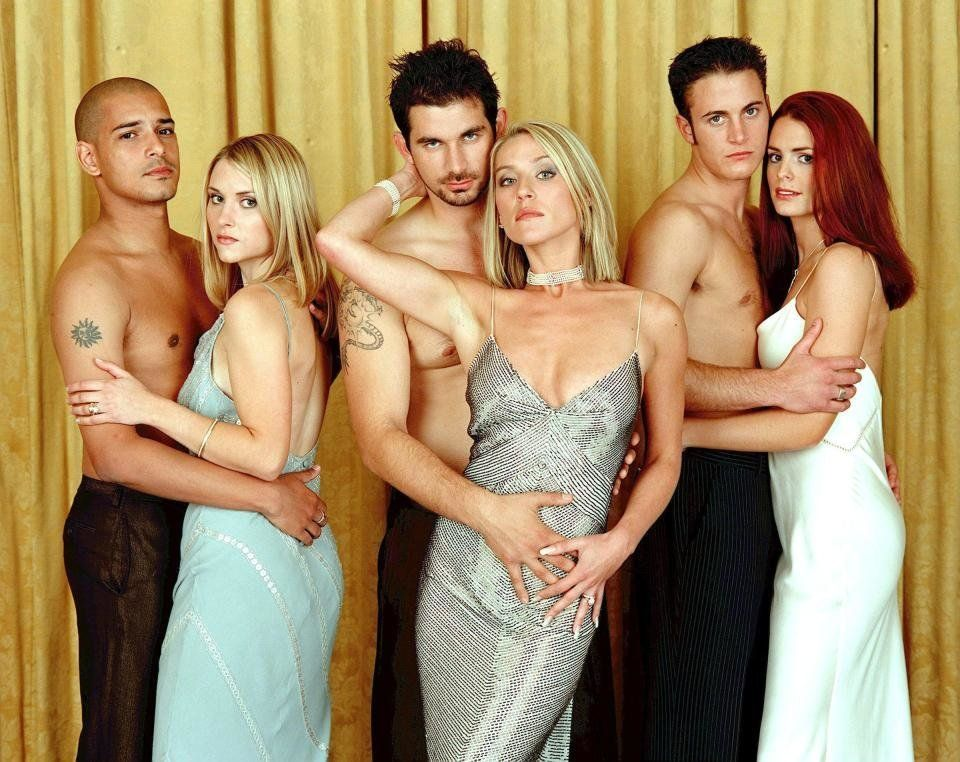 Gary Lucy Teases That A 'Footballers' Wives' Comeback Could Be On The