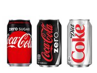 difference between diet coke and zero sugar