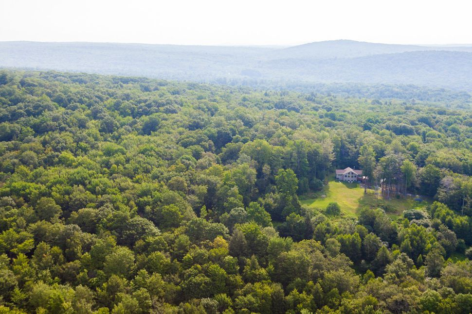 A HuffPost reporter joined two Conservation Fund officials as they surveyed the new property from the air on a commissioned h