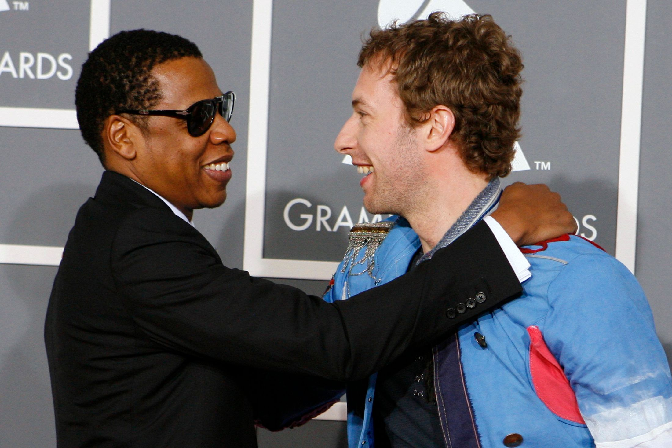 Jay-Z hails Chris Martin a 'modern day Shakespeare'