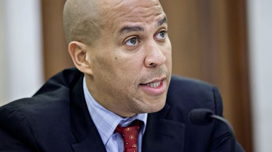 booker personals New jersey sen cory booker — who's rumored as a potential democratic presidential candidate in 2020 — took some time off from politics during fashion.