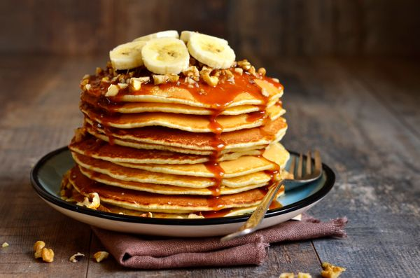 Pancakes are great, they are. But brunch deserves even better.