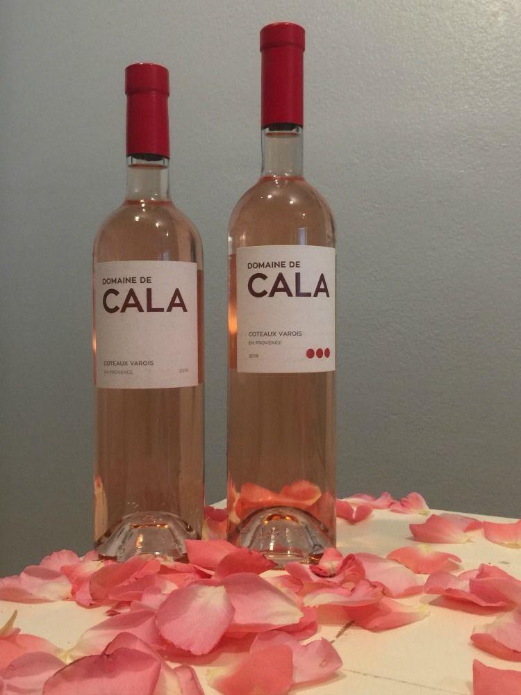 Two delicious Rosés from Domaine de Cala