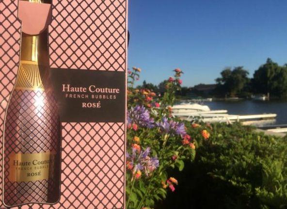 Haute Couture French Bubbles Rosé