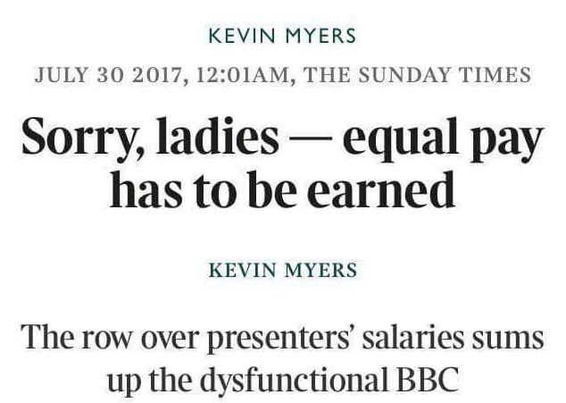 Kevin Myers Says 'Anti-Semitic' Column Was 'Out Of Respect For The