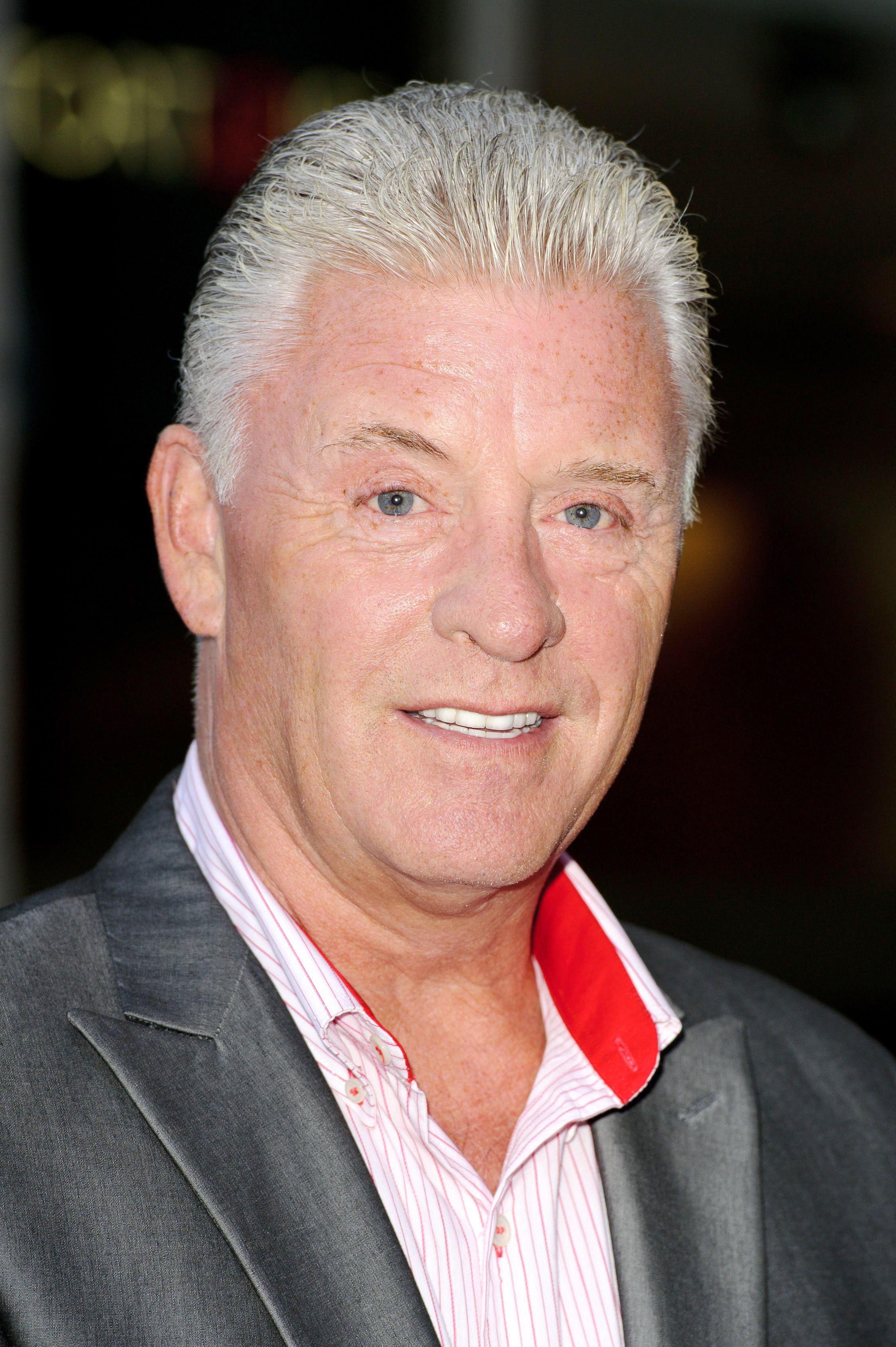 'Celebrity Big Brother' Housemate Derek Acorah's Career Highs And