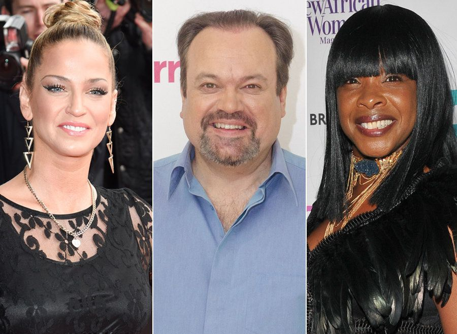 Meet This Year's 'Celebrity Big Brother'