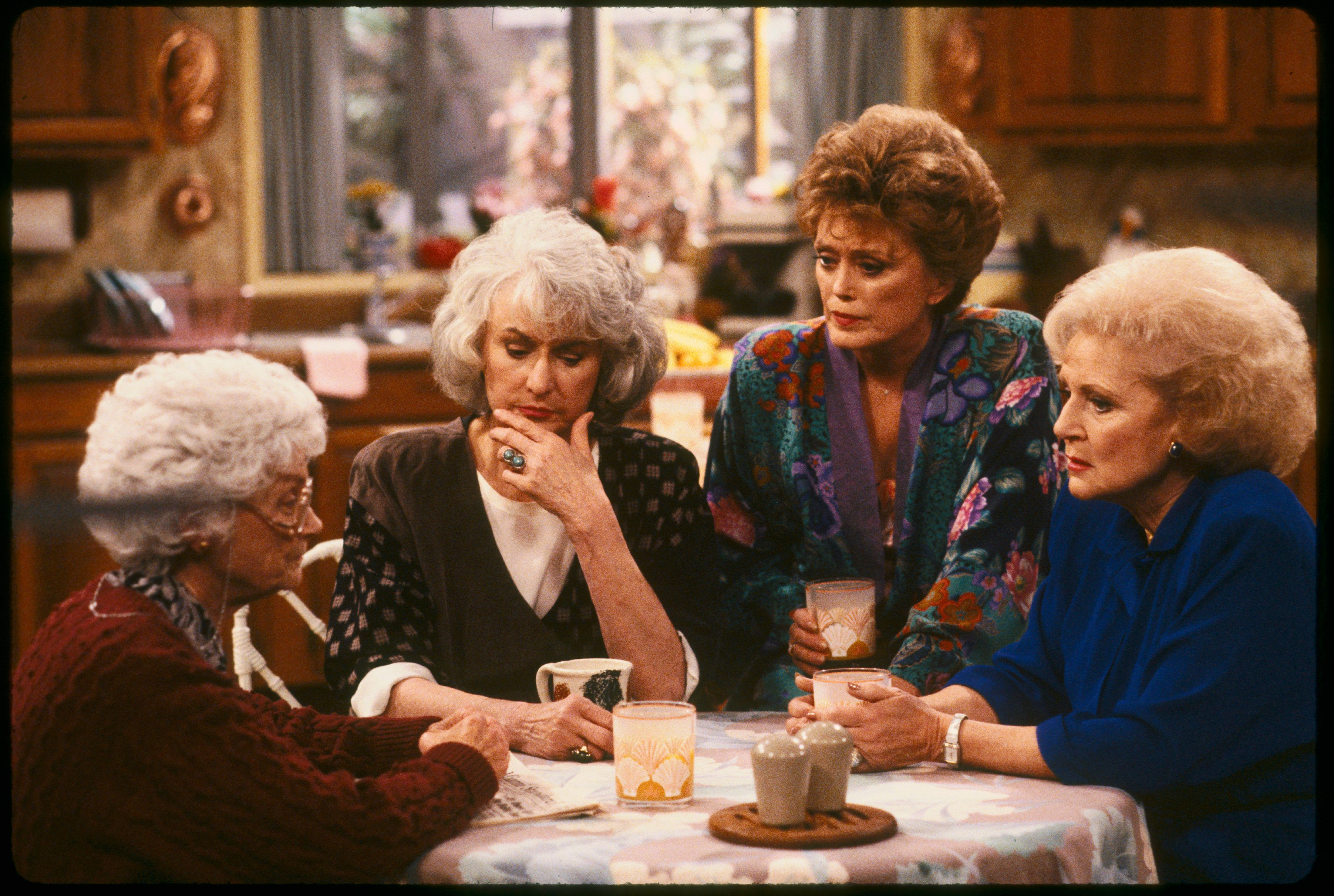 "The creators of ""Silver Foxes,"" which has been billed as a gay spin on the classic sitcom, ""The Golden Girls,"" are having tro"
