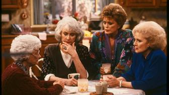 UNITED STATES - MAY 08:  THE GOLDEN GIRLS - 9/24/85 - 9/24/92, ESTELLE GETTY, BEA ARTHUR, RUE MCCLANAHAN, BETTY WHITE,  (Photo by ABC Photo Archives/ABC via Getty Images)