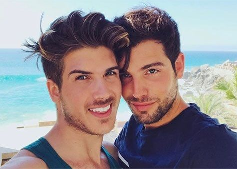 Is joey graceffa dating daniel christopher preda teen
