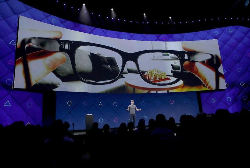 <em>Facebook&#39;s F8 Developer Conference on April 18, 2017 at McEnery Convention Center in San Jose, California. (Photo by
