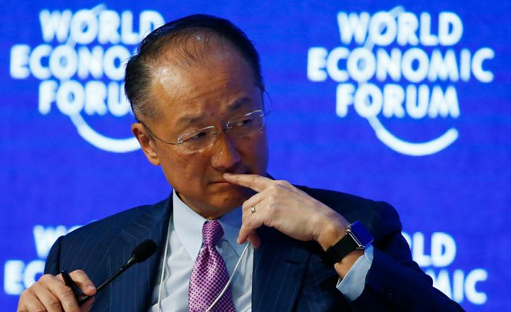 Jim Yong Kim, President of the World Bank.