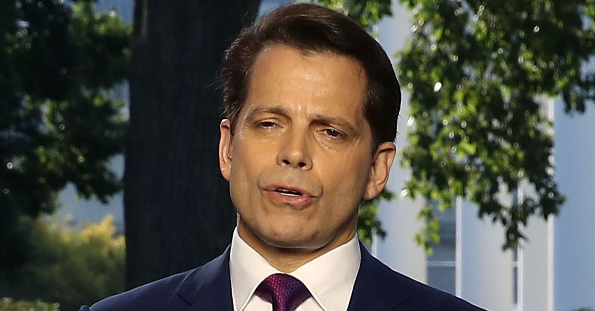 Why The Mooch Lost His Cool