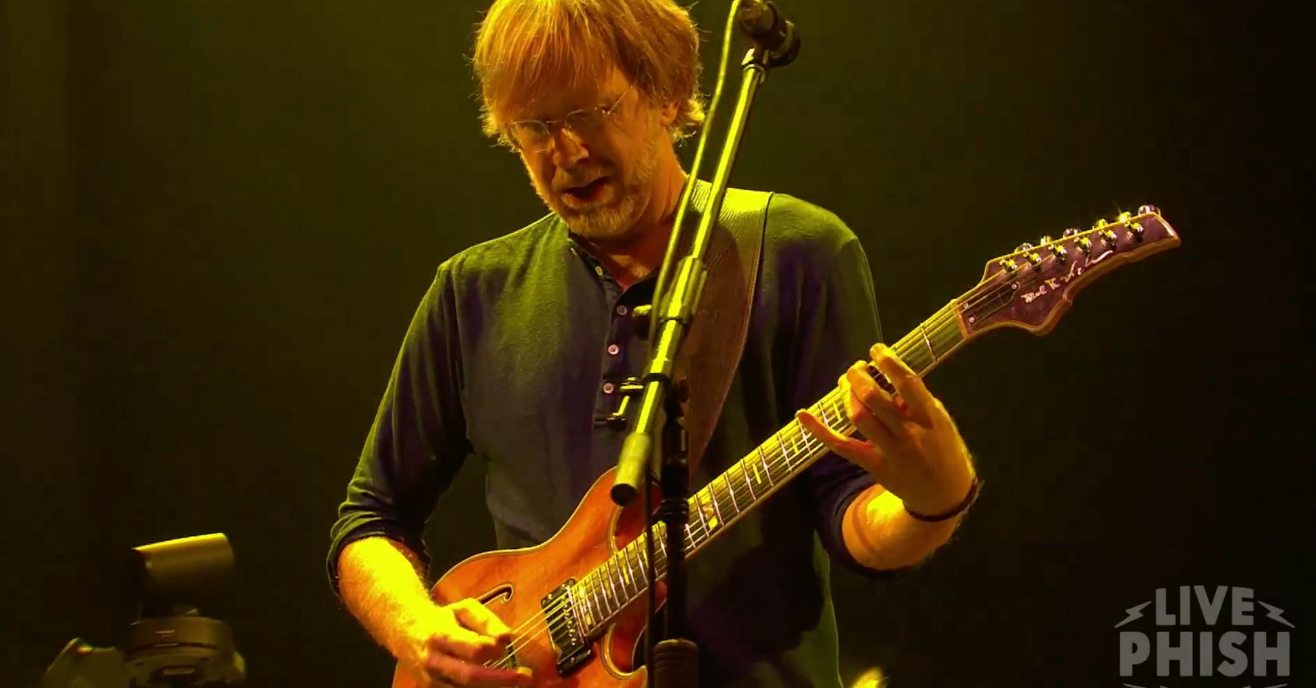 Phish\'s Epic Run For The Ages | HuffPost