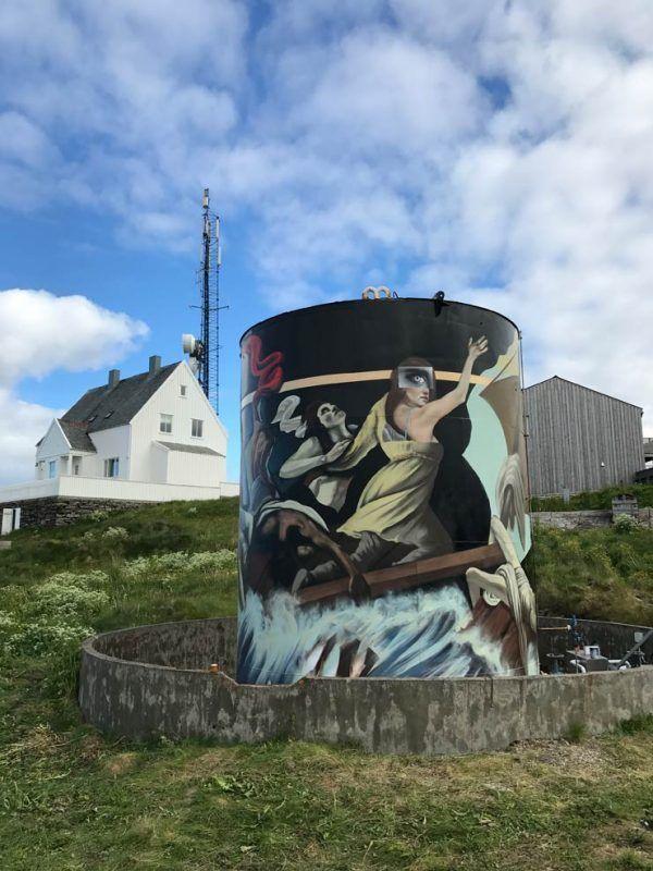 ELLE. Up North Fest 2017. Røst, Norway. (photo © Tor Ståle Moen)