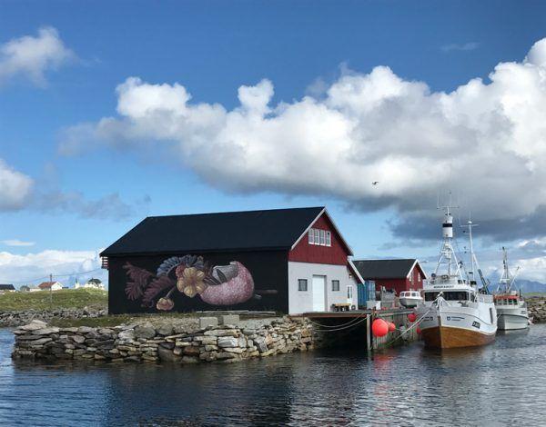 Pastel. Up North Fest 2017. Røst, Norway. (photo © Tor Ståle Moen)