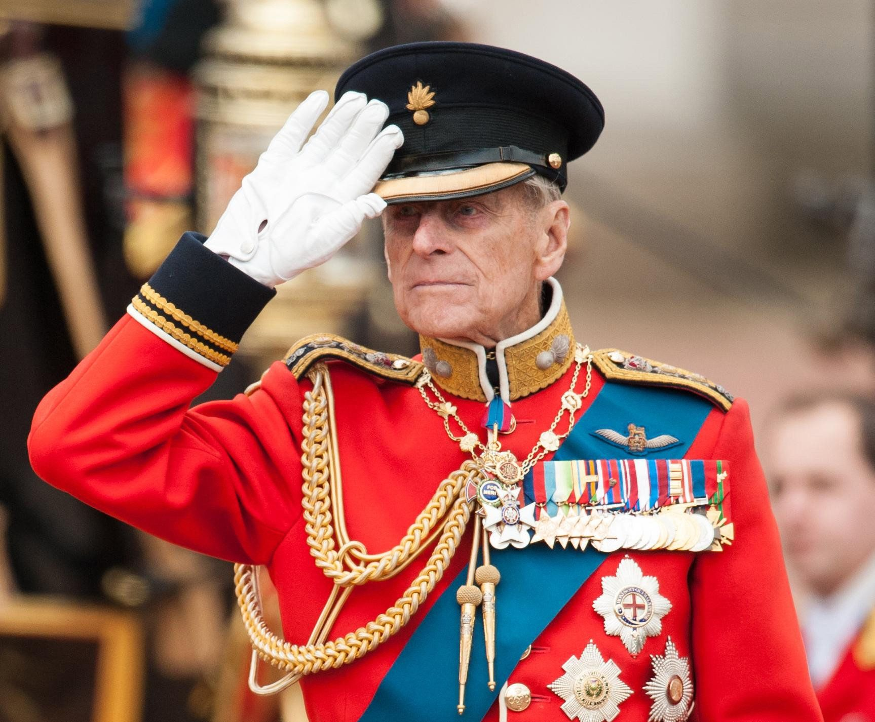 Prince Philip To Meet Royal Marines Today In Final Public Event Before