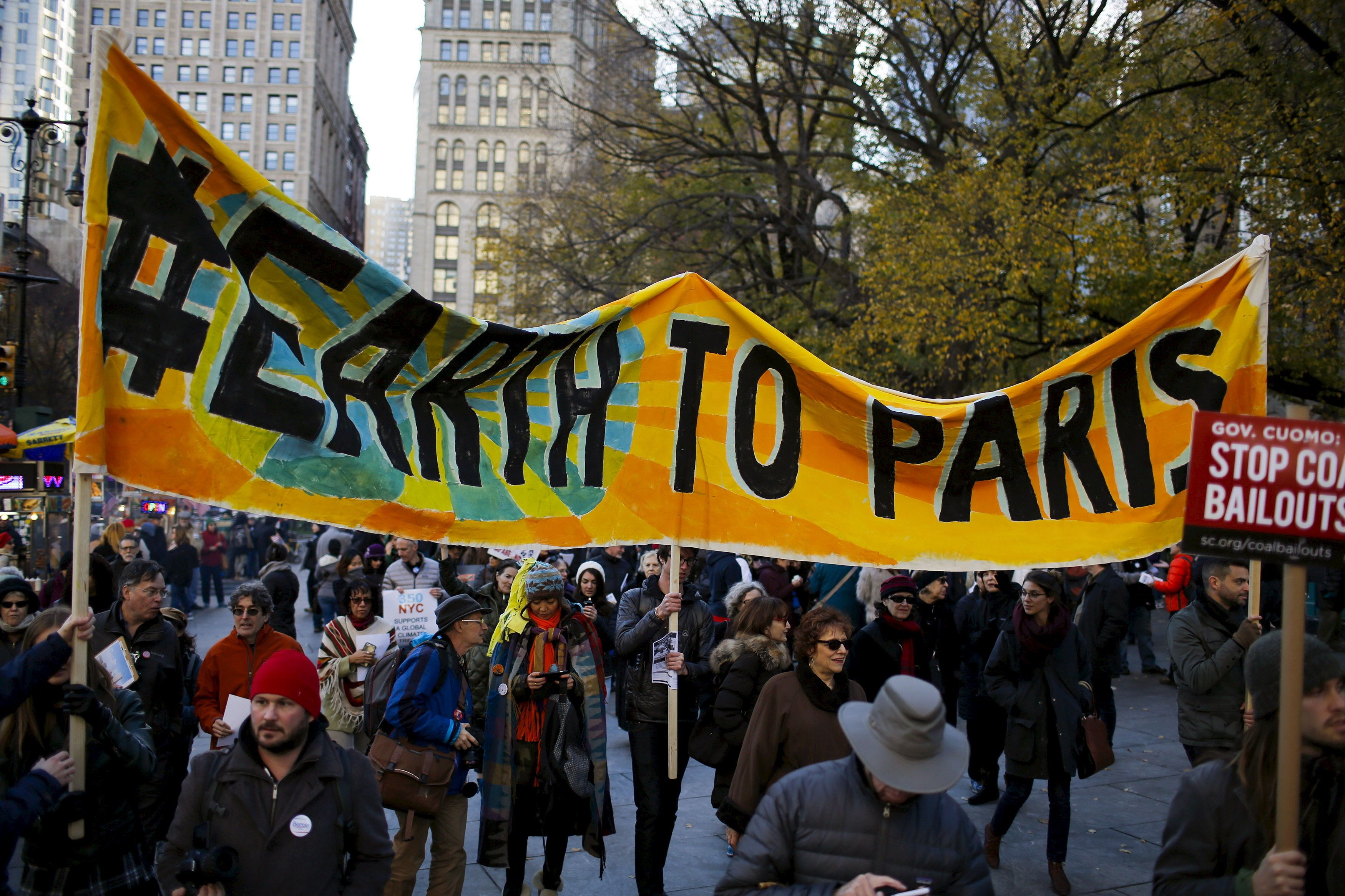 There's Almost No Chance Of Meeting Paris Climate Goals, Warns Grim New