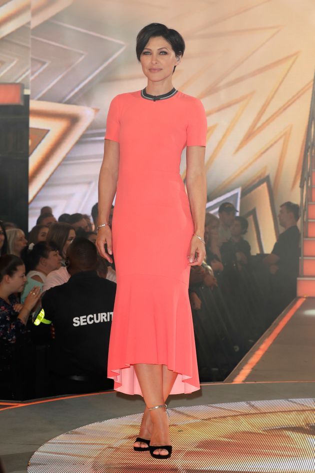 Emma Willis Proves Orange Is The New Black On 'Celebrity Big Brother' Launch