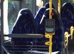 Facebook Anti-Immigration Group Mistakes Empty Bus Seats For Burkha-Clad 'Terrorists'